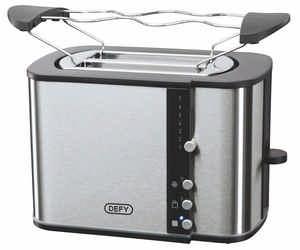 Black Sense Toaster